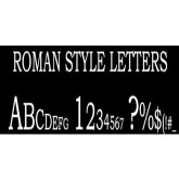 roman_style_directory_letters
